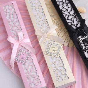 Silk Fan Wedding Souvenirs