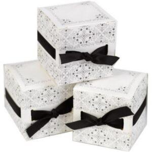 Hand Towel Wedding Favors/ Berkat